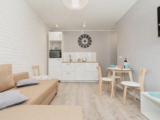 Villa Ula Apartament - Mieszkanie wakacyjnec w Pobierowo dla 2 - 4 osób