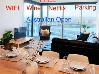 Luxury Waterfront Condominium Australian Open