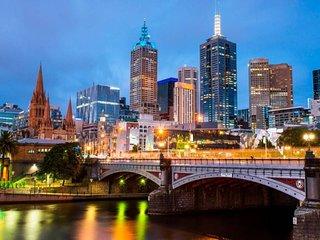 The private hotel room in CBD of Melbourne
