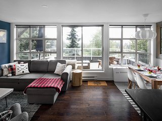 THE LOOKOUT PENTHOUSE AT THE ASPENS IN WHISTLER: YOUR SKI IN SKI OUT DREAM
