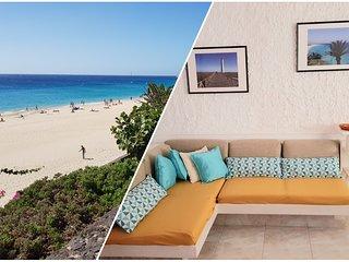 Front beach Morro Jable Fuerteventura
