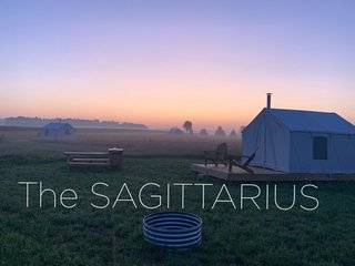 Tentrr - The Saggitarius Campsite