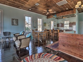 NEW! Updated Family-Friendly Cottage in Galveston!