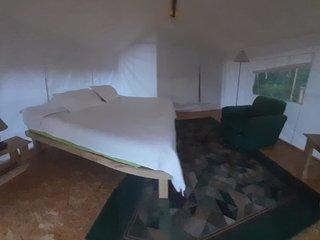 Alojamiento el Potrerito - Glamping en Raquira