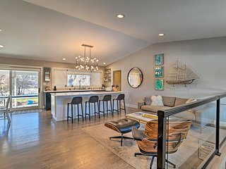 NEW! Modern Home w/ Patio on Cherry Creek Trail!