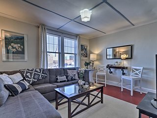 NEW! Charming Dwtn Hartford Getaway w/ City Views