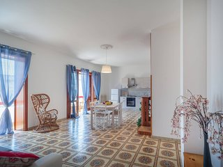 Elegant Apartment With Sea View In Otranto, Wifi, Air Conditioning And Parking