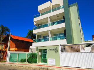 Cod 028B Lindo apartamento 2 quartos (1suíte) Centro - Bombinhas