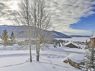 NEW! Pet-Friendly Rustic Abode w/ Grand Lake Views