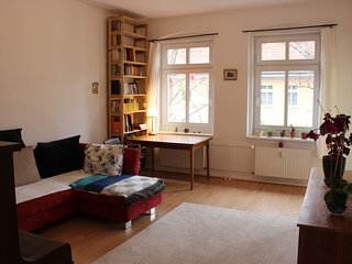 Echte Berliner Wohnung mit Charme