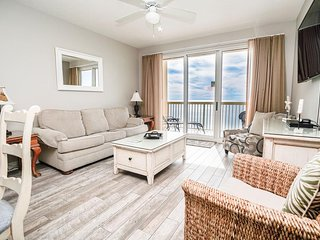Calypso Resort & Towers 2106W | Walk to Pier Park | Beachfront Condo!