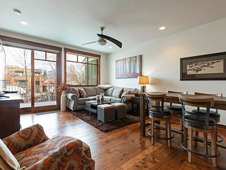 Spectacular residence in downtown Whitefish!