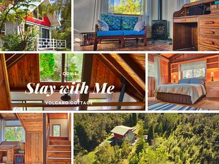 Rustic Cabin - Writer's Retreat in Volcano Hawaii