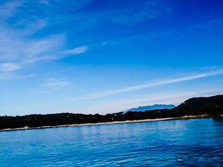 Seul a bord d'un voilier au mouillage 1/2 pension St Cyprien