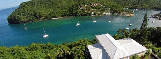 St. Lucia holiday rentals in Castries Quarter, Marigot Bay