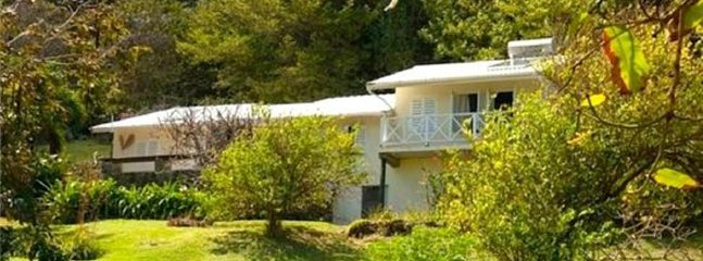 Firefly Bequia Plantation Cottage