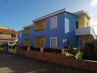 Appartamenti fronte mare a Lu Bagnu
