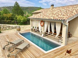Mazet Provençal en Pierre du Pays