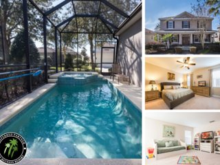 W090 - Luxury 4 Bedroom Vacation Home in Kissimmee