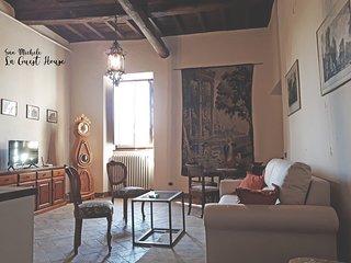 Suite Virginia Baglioni | Il Borgo Diffuso di San Michele