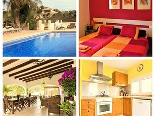 Perfect family friendly villa with pool sleeps 11