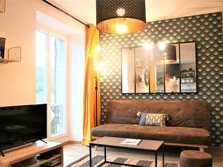 Le Balcon du Gouët ! Superbe appartement pour 4, wifi, TV...