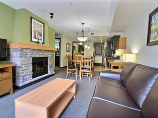 2-Bedroom Condo / Mountain View / Hot Tub