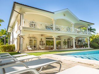 Private 4 Bedroom Villa in Sea Horse Luxury Resort in Cabarete