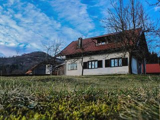 Two bedroom house Jablan (Gorski kotar) (K-17970)