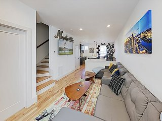 New Listing! Modern Nashville Nations #6 w/ Game Room & Walkable Locale