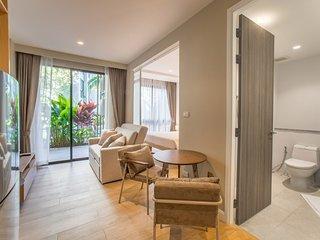1 bdr pool access apartment Bangtao #104