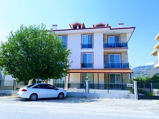 It is very close to Dalyan and Dalaman Airport - 1+1 Apart Flat with Kitchen