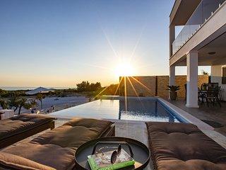 Luxury villa on Rogoznica