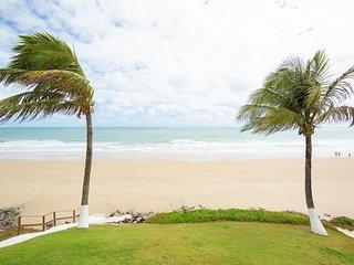 Apartamento na praia de Cotovelo - 10 min de Natal