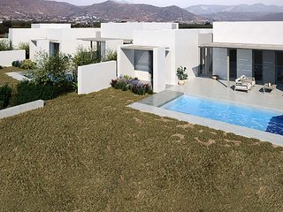 Eco Villa, Agios Prokopios, Naxos, Cyclades, Greece