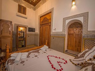 Charming Riad Ouliya in Fs