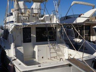 Confortable Motoryacht 2 cabinas