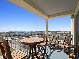 Belmont Towers 610 - Boardwalk Condo w/ Water Views!