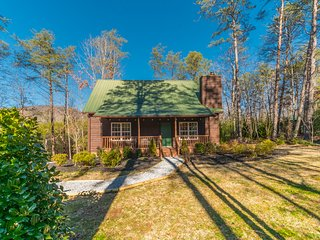 Hoo`s There Hideaway | 2BR 2BA | Hot Tub | Pool Table | Jetted Tub | Fire Pit