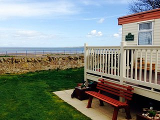 Longniddry, Sea View Holiday Caravan, Seton Sands Holiday Village