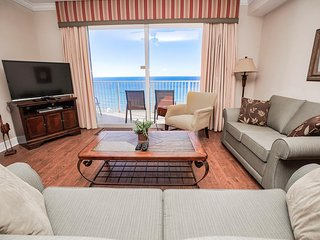 Tidewater 1605 | Beachfront Condo | Sauna | Game Room!