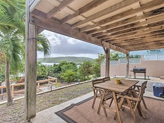 Culebra Bungalow w/ Bay Views & Modern Amenities!