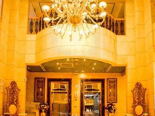 Sharjah Oasis Amidst The Golden Sands