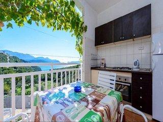 Villa Sunce Doli - Double Room with Balcony and Sea View