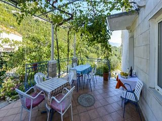 Villa Sunce Doli - One-Bedroom Apartment with Terrace and Sea View