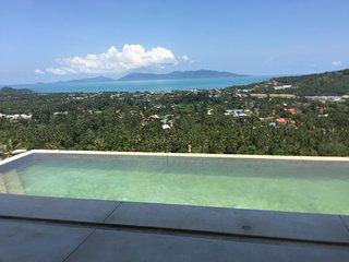 Panoramic Sea View Villa Samui
