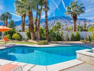 Mid-Century Sunmor Gem -- Outdoor Oasis w/ Heated Pool, Spa & Mountain Views