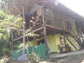 bangalo de madeira
