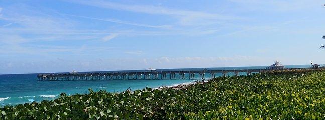 Juno Beach Pier 3/4 mile South