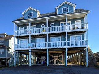 Island Drive 3936 Oceanfront!   Internet, Pet Friendly